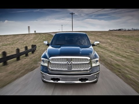 2013 Ram 1500 0-60 MPH Test @ Sea level & @ 1 Mile High