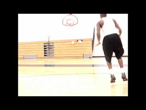 Dre Baldwin: Hands-Up Behind Back Combo Move Pt. 1 | Brandon Jennings Kobe Bryant Highlight NBA