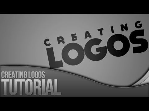 Photoshop Tutorial: Creating Logos - Part 1
