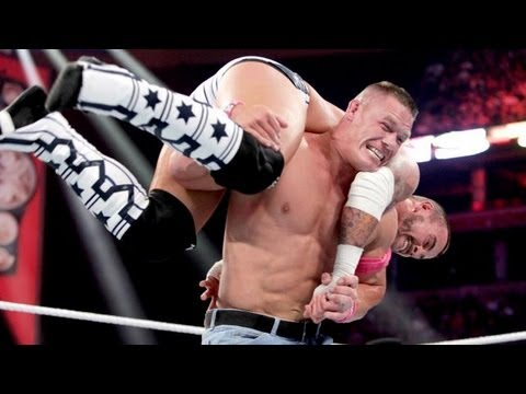 WWE Night of Champions 2012 PPV Results/Recap