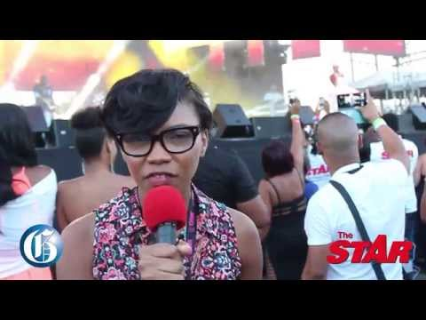 REGGAE SUMFEST 2015:  DANCEHALL NIGHT