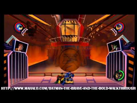 Batman: The Brave and the Bold Walkthrough - Episode 1: The Case of the Siamese Diamond! - ...