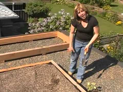 How to Build an Edible Green Roof By Senga