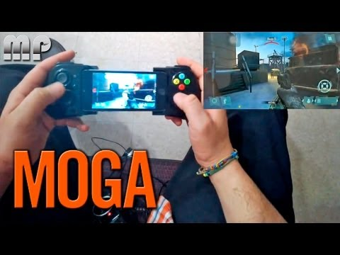 UNBOXING Moga iOS Gaming Control