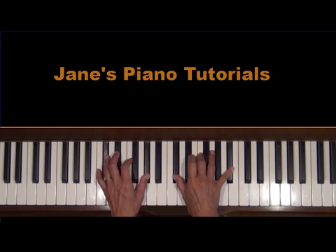 Yanni Enchantment Slow Piano Tutorial Sped to Tempo