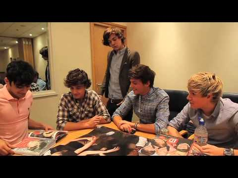 One Direction Lakeside Book Signing