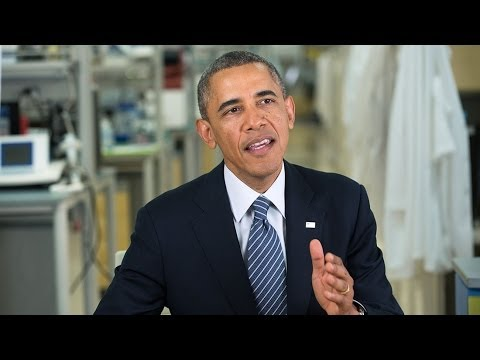 Reducing Carbon Pollution in Our Power Plants  5/31/14  (Weekly Address)