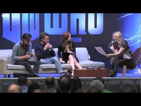 Doctor Who Live Cast Q&A Part 1 - Westfield Stratford City - BBC