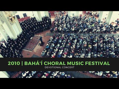 The 4th Annual Baha-i Choral Music Festival