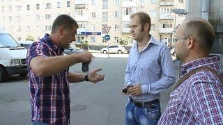 Пророссийские активисты требуют освободить сепаратистов