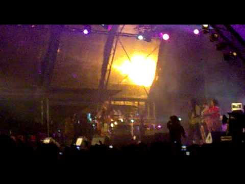 Lauryn Hill live Killing me softly-Lisbon 20100731