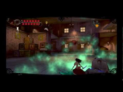 Let's Play Alice: Madness Returns: 34 - Cleithrophobia
