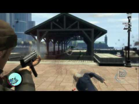 Grand Theft Auto 4 Video Review - Exclusive!!! (Xbox 360)