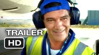 I'm So Excited Official Trailer (2013) - Penelope Cruz, Antonio Banderas Movie HD