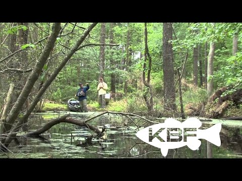 Knot Right Kayak Fishing - Backwoods Bassin'