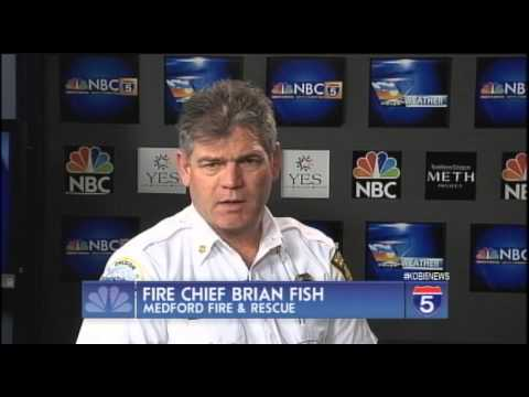 Fire Chief Brian Fish - Medford Fire & Rescue