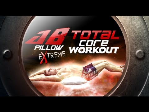 Ab Pillow EXTREME!- TOTAL Core Workout!