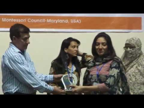 15 - Days Practical Montessori Teachers Training Workshop 2011,11-27July CLC Lahore Pakistan