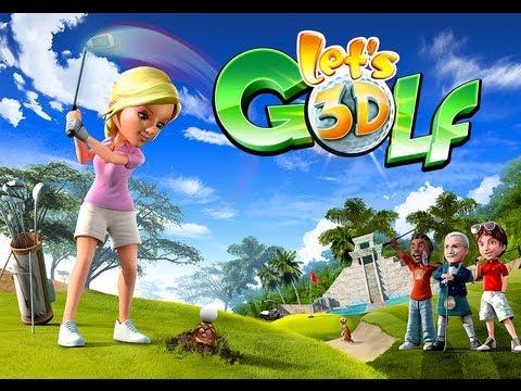 Let-s Golf 3D Review