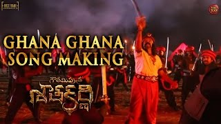 Ghana Ghana Song Making - Gautamiputra Satakarni