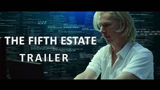 The Fifth Estate | Movie Trailer | Benedict Cumberbatch,Daniel Brühl