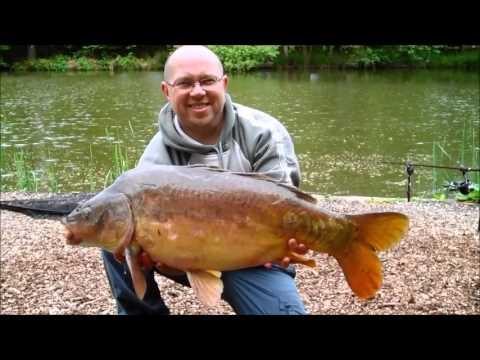 Churchwood Fisheries Jenkins Lake the movie