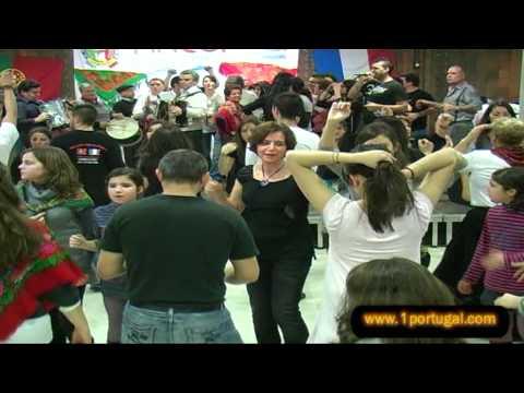 Toze solidariedade dos emigrantes em França - 10