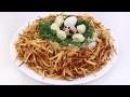 РЕЦЕПТ ░ САЛАТ ГНЕЗДО ГЛУХАРЯ ░ Самый нарядный салат, пожалуй...