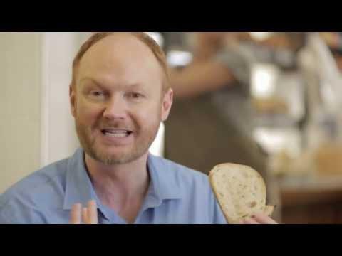 Dan Lepard's Australian Baking Bible: bread video recipe