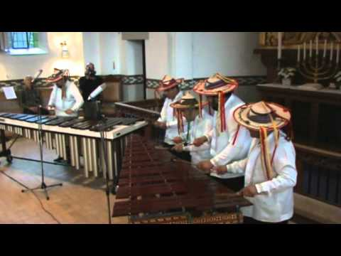 MARIMBA NANDAYAPA Live in Denmark &quot;SANDUNGA &amp; LLORONA&quot;