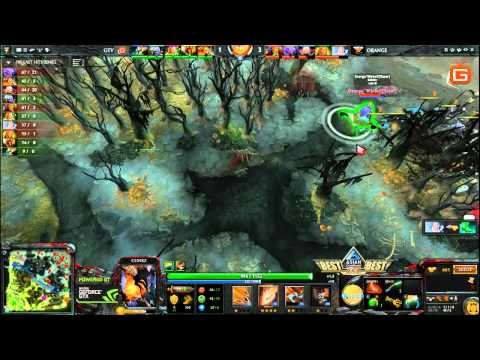 Dota2 | Orange vs GameTV ACG 1 3 2014