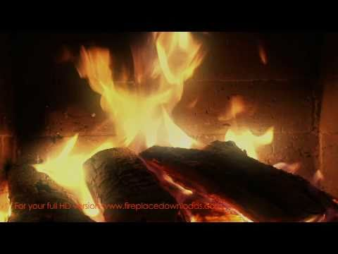 Soothing HD Fireplace Video 1080p - Fireplace Downloads