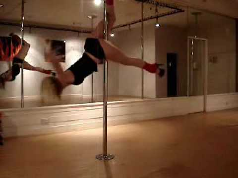 Robyn Studio Pole Dance - 360 Pole Dancing in Bedminster, Bristol