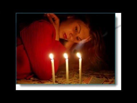 Приворожить свечи