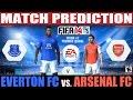 FIFA 14: Everton FC vs. Arsenal FC Match Prediction EPL Fecha #2