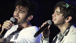 Não chora não - Junior e Marconi - Sertanejo Play