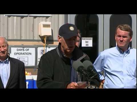 Biden: Gov't Shutdown Would Not Affect Colo. 9/24/13