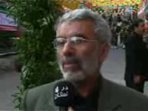 funny iranian interview!!
