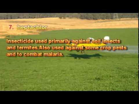 Persistent Organic Pollutants (CJ PJ)