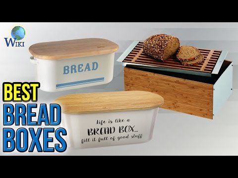 10 Best Bread Boxes 2017 - UCXAHpX2xDhmjqtA-ANgsGmw