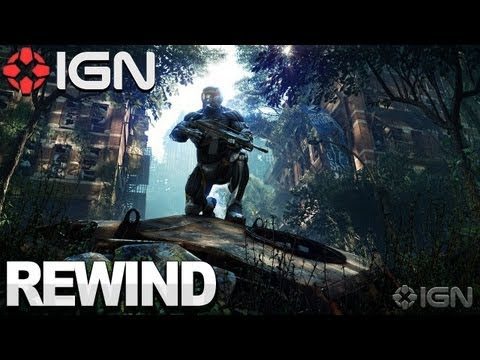 Crysis 3 Debut Trailer - IGN Rewind Theater