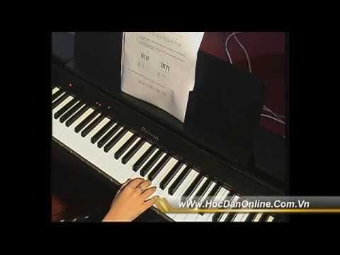 Tự Học Đàn Piano - Bài 10