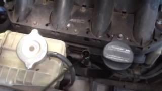 Головка блока цилиндров Mercedes Vito W638 (1996-2003) Артикул 51472614 - Видео