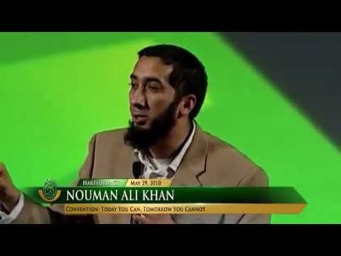 The Toughest Audience...FUNNY Br. Nouman Ali Khan...