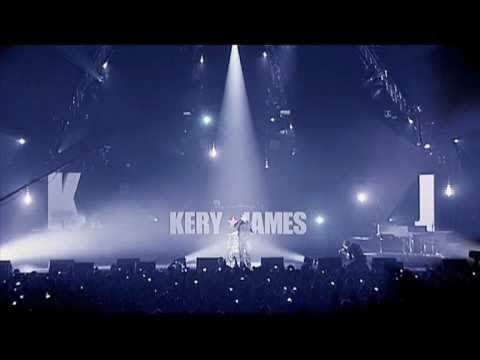 """KERY JAMES - LE CLIP LIVE """"Lettre à mon public"""" - EXTRAIT DOUBLE ALBUM"""