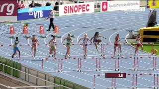 Michelle Jenneke's Awesome Warm-up Dance