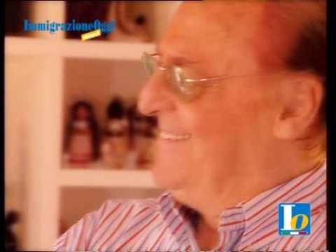 Intervista a Renzo Arbore.