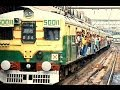 Exciting Train Ride Experience in India - Busiest Railway Station in India