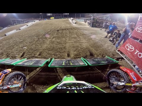 GoPro: Davey Milsaps Wins 2014 Monster Energy Cup