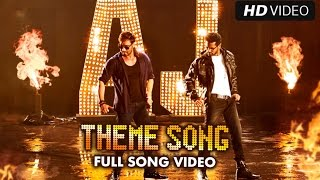 AJ Theme Full Song Video - Action Jackson